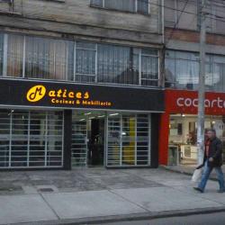 Matices Cocina & Mobiliario en Bogotá