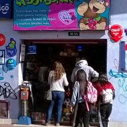 La Bombonera en Bogotá