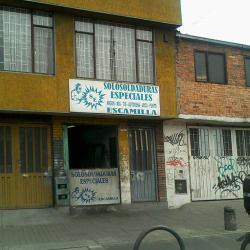 Solosoldaduras Especiales en Bogotá
