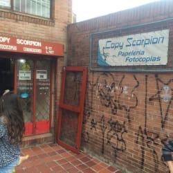 Copy Scorpion en Bogotá