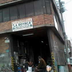 Chatarreria La Boyaca en Bogotá