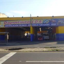 Diagnostiautos S.A. en Bogotá