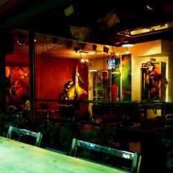 San Café Club de Jazz y Galería en Bogotá