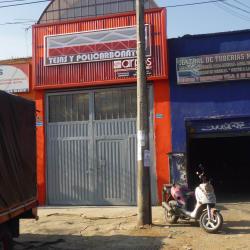 Tejas y Policarbonatos Ltda. en Bogotá