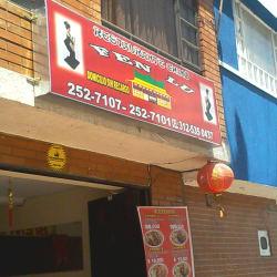 Restaurante Chino Fen Lu en Bogotá