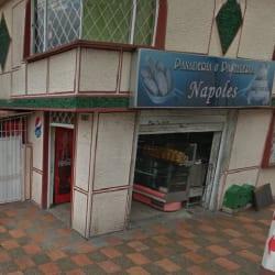 Panadería y Pasteleria Napoles en Bogotá