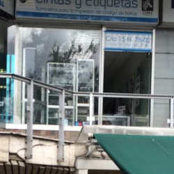 Cintas y Etiquetas Suministros para Impresion en Bogotá