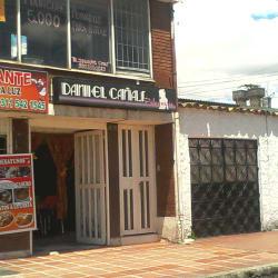 Daniel Cañas Peluquería en Bogotá