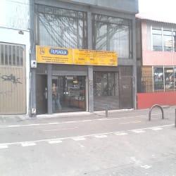 Filpuagua en Bogotá