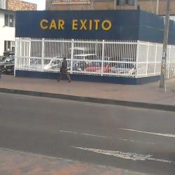 Car Exito en Bogotá