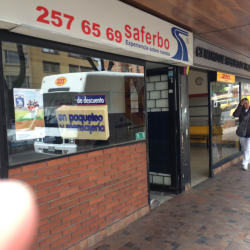 Saferbo Unilago en Bogotá