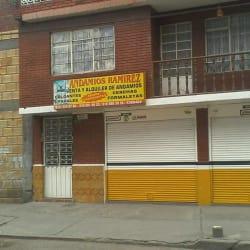 Andamios Ramirez en Bogotá