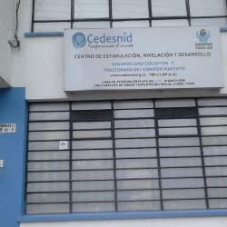 Fundación Cedesnid en Bogotá