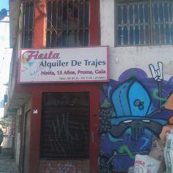 Fiesta Alquiler de Trajes  en Bogotá