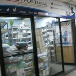 Litografia Tarjetas La Fortuna en Bogotá