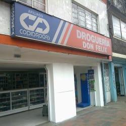 Droguería Don Felix en Bogotá