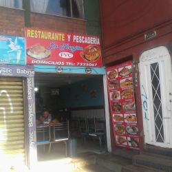 Restaurante y Pescadería la Playita Fvc en Bogotá
