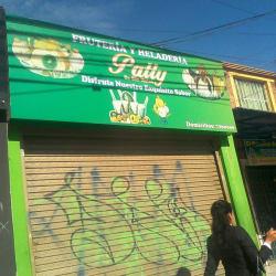 Futería y Heladería Patty en Bogotá