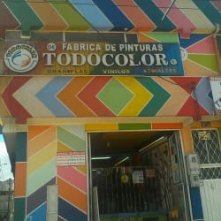 Fabrica de Pinturas Todocolor en Bogotá