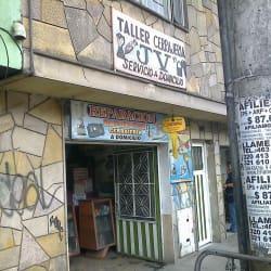 Taller Cerrajería JV en Bogotá