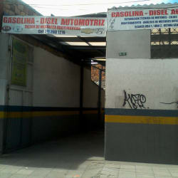 Taller de Mecanica Multimarcas en Bogotá
