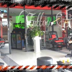Dragons Tattoo Studio en Bogotá