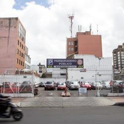 Parqueadero Tequendama Calle 77 en Bogotá