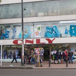 Only Chapinero Calle 62 en Bogotá