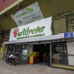 Surtifruver Carrera 7 con 58 en Bogotá
