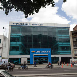 Internacional De Vehículos Calle 34 en Bogotá