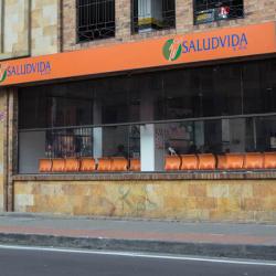 Salud Vida EPS en Bogotá