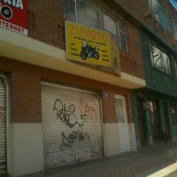 Zumoto en Bogotá