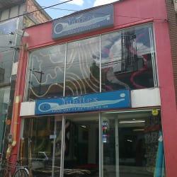 Yunitex en Bogotá