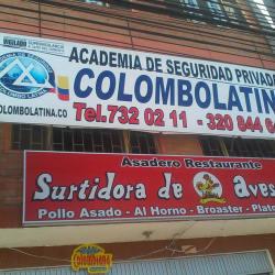 Academia de Seguridad Colombolatina Carrera 4 con 12 en Bogotá