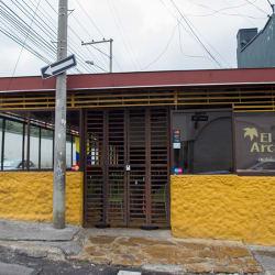 El Arca Cocina Fusión en Bogotá