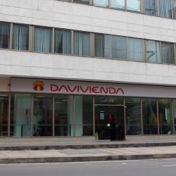 Banco Davivienda Lourdes en Bogotá