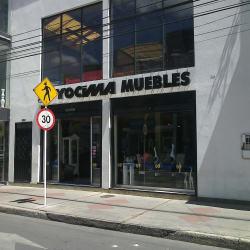 Yocima Muebles en Bogotá