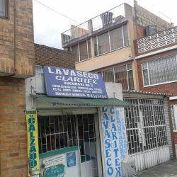 Lavaseco Claritex en Bogotá
