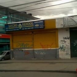 Almacen de Repuestos Lucho Renool en Bogotá
