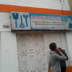 Almacén y Taller J.O. en Bogotá