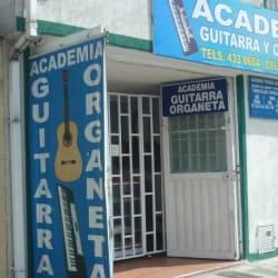 Academia Técnica Musical de Guitarra y Organeta en Bogotá