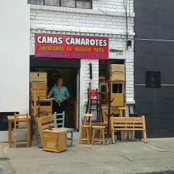 Camas Camarotes en Bogotá