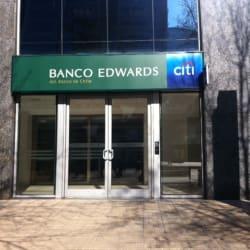 Banco Edwards | Citi Apoquindo en Santiago