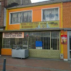 Tienda y Cafeteria Mi Hermano y Yo en Bogotá