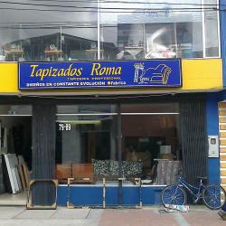 Tapizados Roma en Bogotá