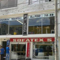 Tapicería Versatil's en Bogotá