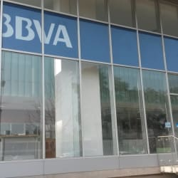 Banco BBVA Estoril Premium en Santiago