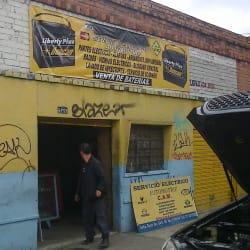 Servicio Eléctrico Automotriz Cam en Bogotá