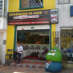Amoblando en Casa II en Bogotá