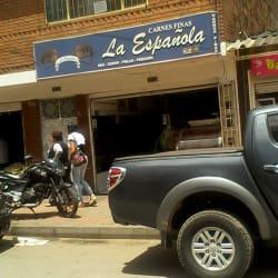 Carnes Finas La Española en Bogotá